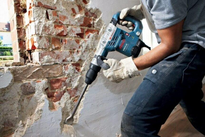 Демонтаж стен в Калининграде
