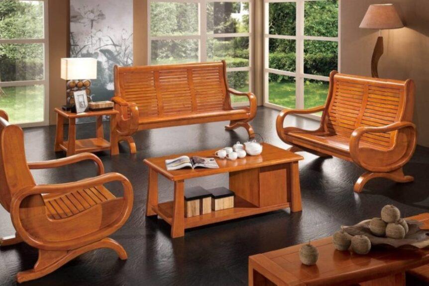 Деревянная мебель в Калининграде