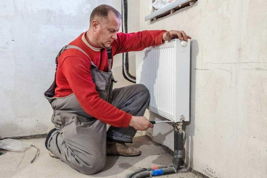 Радиатор отопления в Калининграде