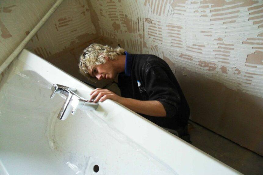Ванна своими руками в Калининграде