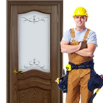 Монтаж дверей в Калининграде и области
