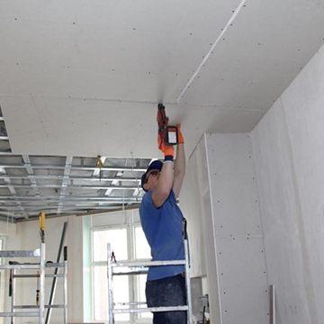 Монтаж подвесного потолка в Калининграде и области