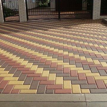 Укладка тротуарной плитки в Калининграде и области