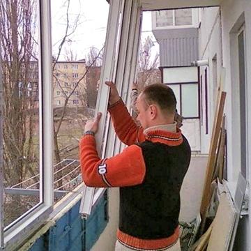 Установка пластиковых окон в Калининграде и области